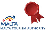 Registered with the Malta Tourism Authority